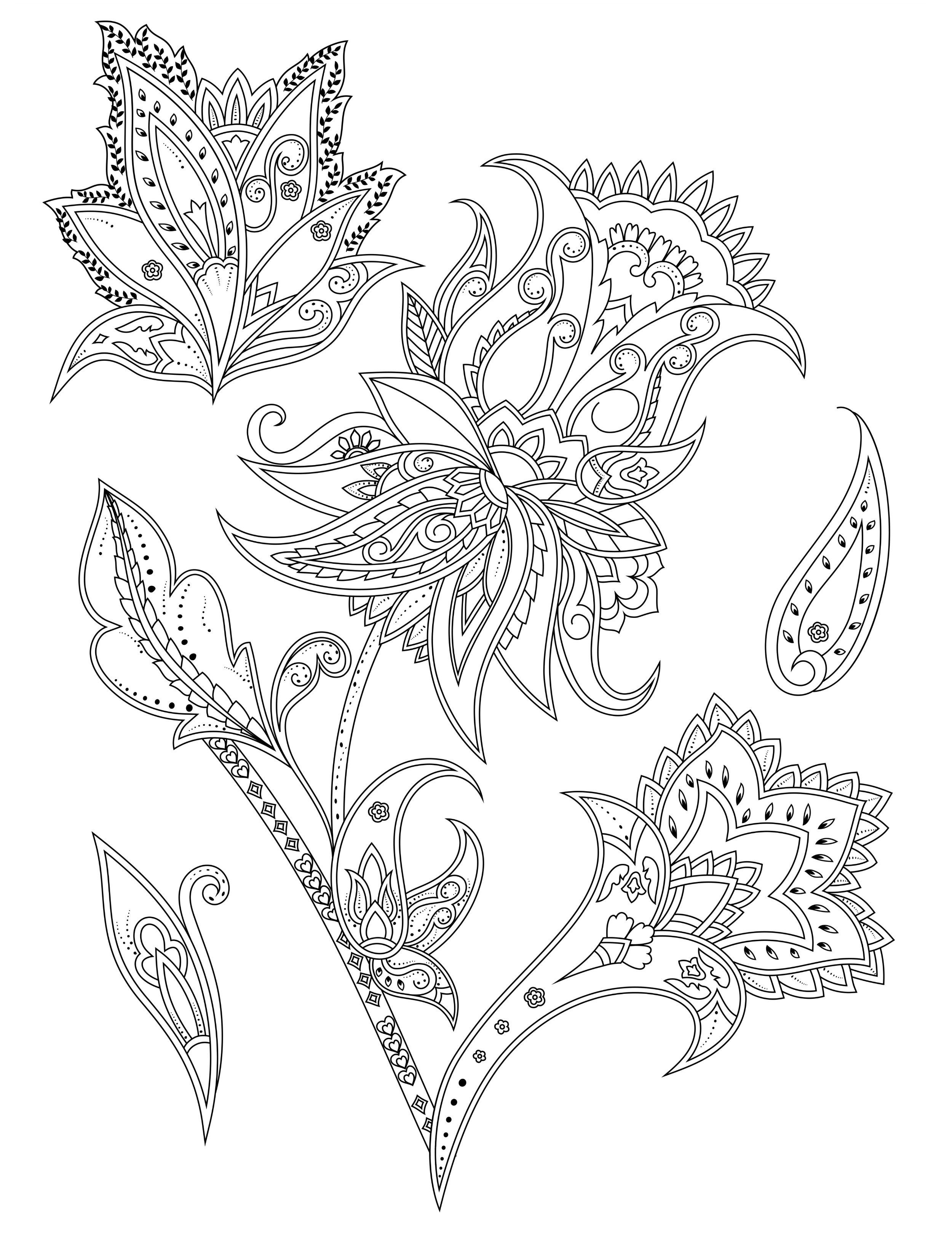20 Gorgeous Free Printable Adult Coloring Pages - Page 21 of 22 ...