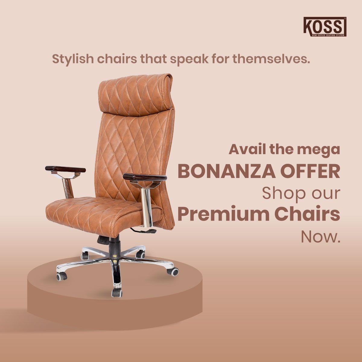 Turn your dream workspace into a reality! Shop now and stand a chance to win the Mega Bonanza grand prizes Hurry and shop! The last date of the offer is 17th October 2020. . . . #kossfurniture #furniturestore #furnituremaker #officefurnituresolutions #makeinindia #kossfurnitures #kosschairs #officefurniture #moderndesign #furnituresale #leapchair #officechair #deskchair #furnitureforsale #furnituremaking #furnitureart #bigbonanza #bonanza #comingsoon #jackpot #jackpotwinner