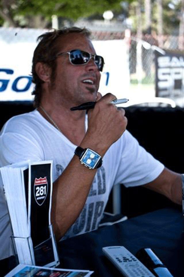 Chad McQueen, son of actor Steve McQueen. | STEVE MC QUEEN ...