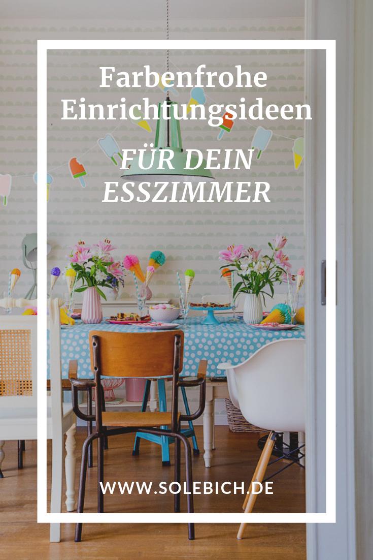 Esszimmer Ideen: Einrichten & Gestalten In 2019