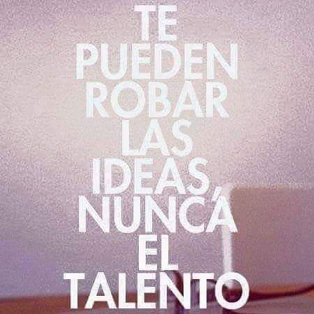 Te pueden robar las ideas... #Instagram de #proZesa