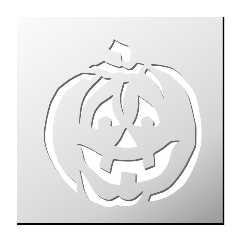 pochoir citrouille halloween boutique pochoirs stickers pinterest pochoir citrouille. Black Bedroom Furniture Sets. Home Design Ideas