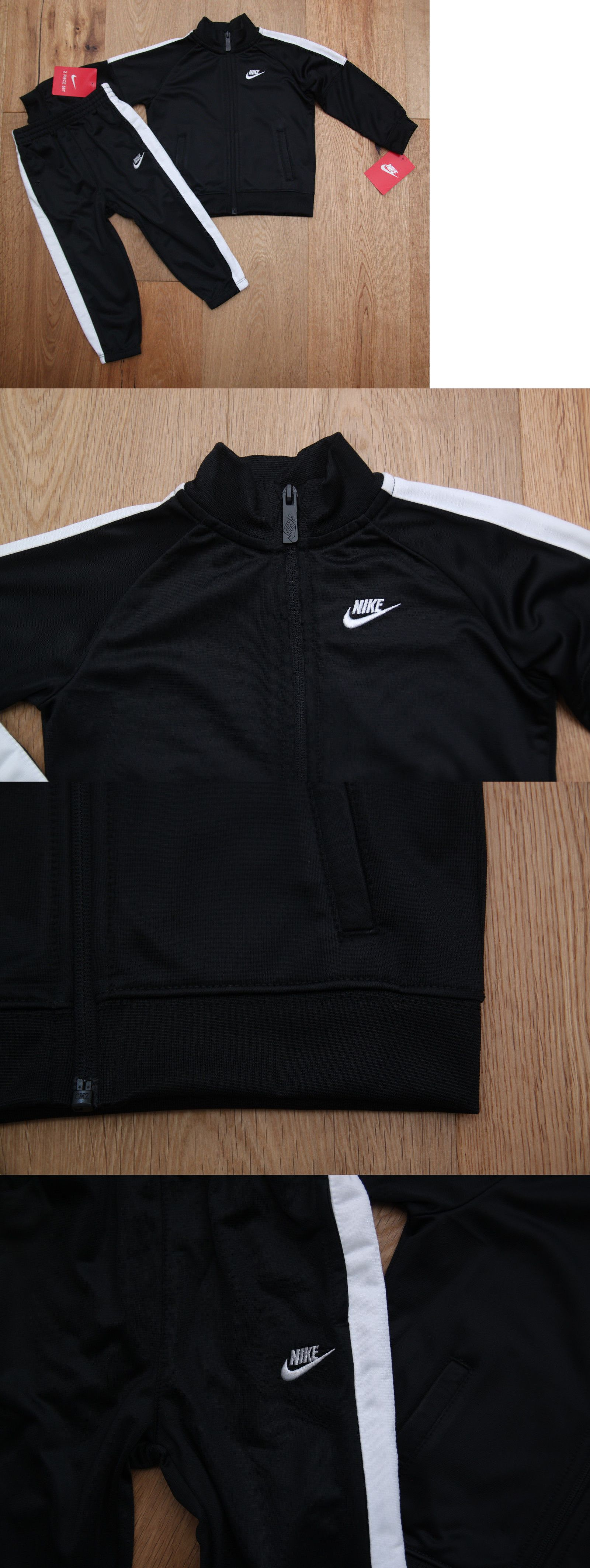 ee93e750a9 Outfits and Sets 147333: Nike Baby Boy 2 Piece Jogging Set ...