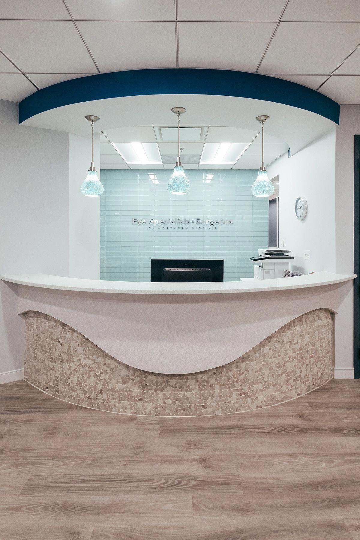 Top Interior Design Trends 2018 Code 8681807394 Interiorfauxstonepanels In 2020 Reception Desk Design Medical Office Decor Medical Office Design,Cool Easy Halloween Pumpkin Designs