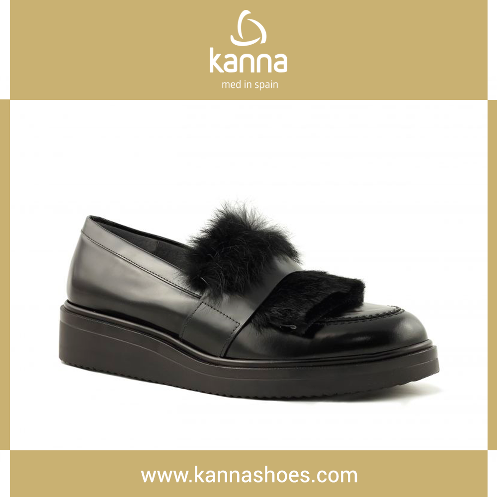 http://www.kannashoes.com/menu/tienda/otono-invierno-1617/id200-ki6691-antic-pelo-negro.html  #shoes #kannashoes #kanna #autumn #winter #newseason #fashion #woman #fashion