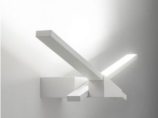 Aplique LED de policarbonato WINGS - Linea Light Group