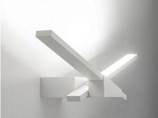 Aplique LED de policarbonato WINGS - Linea Light Group