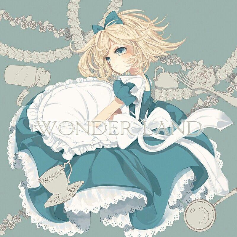 Pin by Princess Ula Angelos 👸 on Rin kagamine Alice