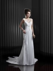 Beautiful by Enzoani Wedding Dresses #Style BT13-4.Avaible at LOW'S BRIDAL.