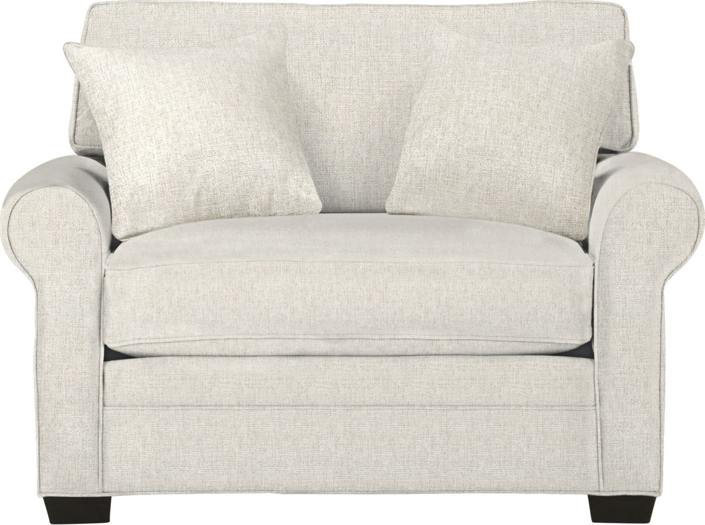 Cindy Crawford Home Bellingham Sand Textured Sleeper Chair Cindy Crawford Home Sleeper Chair Cindy Crawford
