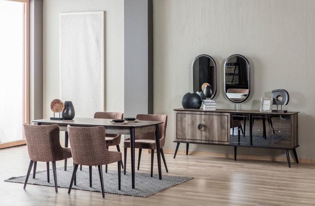 tezel bianca yemek odasi takimi mobilya ev dekoru mobilya fikirleri