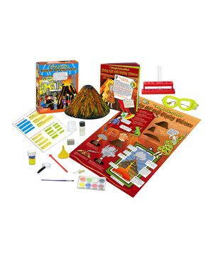 Magic School Bus Erupting Volcano Kit By Young Scientists Club Zulily Zulilyfinds