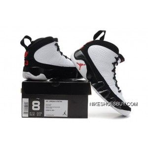 9e37f0c121 Womens Air Jordan 9 Retro Shoes White/black Red Super Deals   my ...