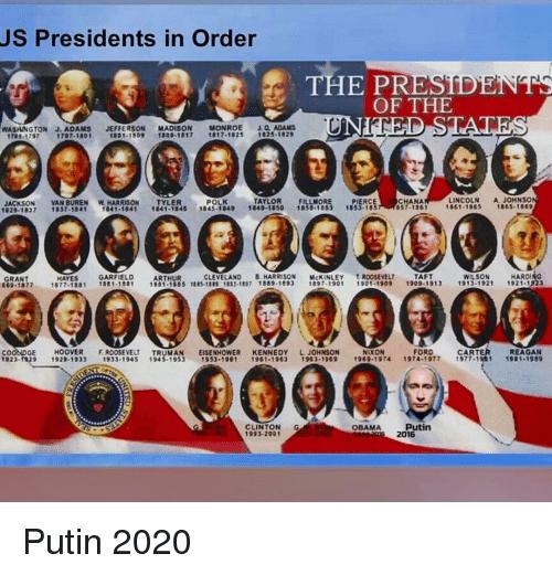 List of #USPresidents, including family, genealogy, # ...