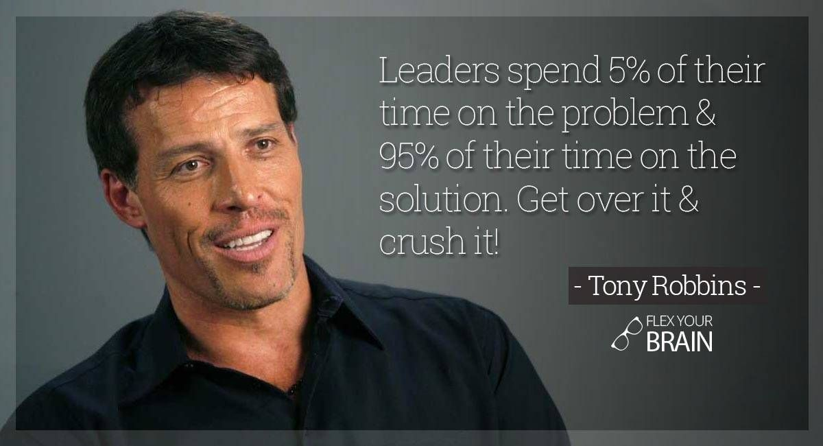 The Best Tony Robbins Quotes To Help Inspire And Motivate