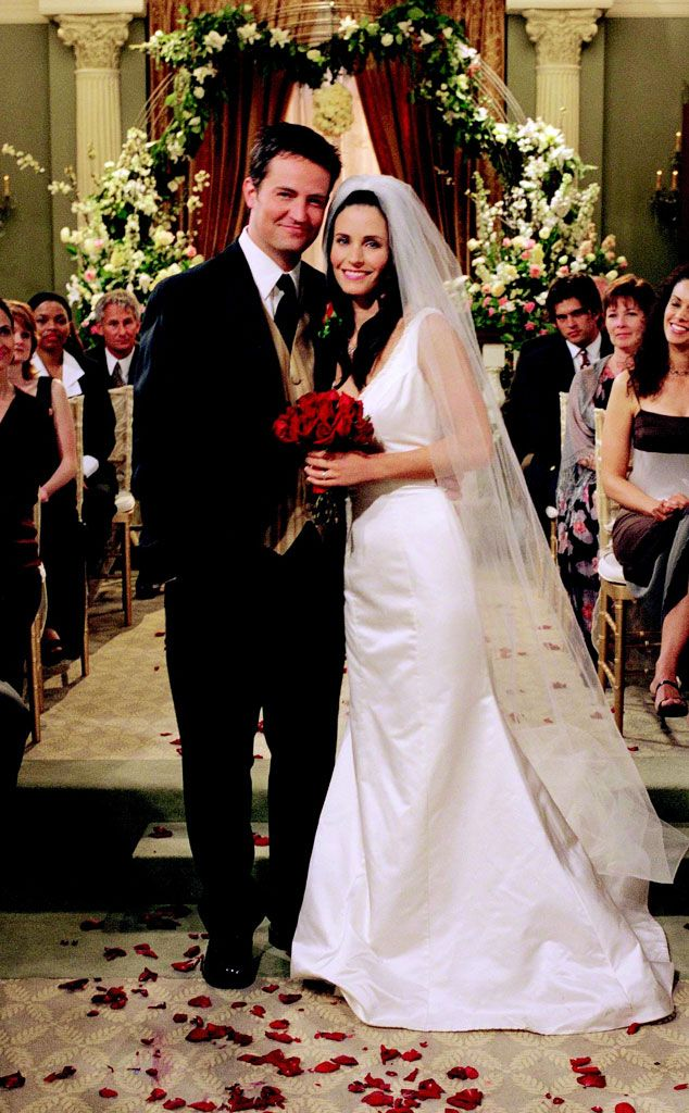 Celebrating Monica & Chandler's Anniversary 15 of Their