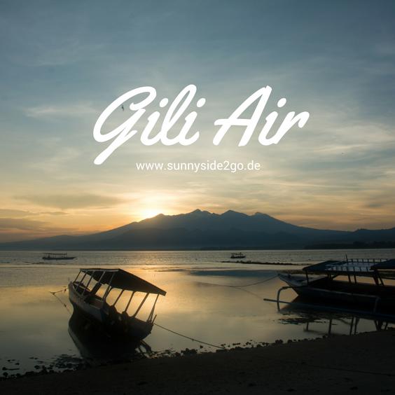 Reisetipps für Gili Air