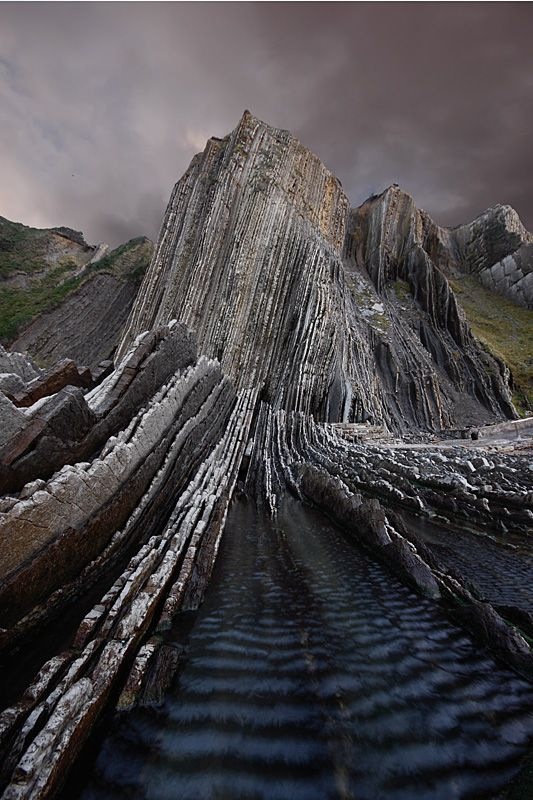 itzurun zumaia gipuzkoa scout nature geology spain. Black Bedroom Furniture Sets. Home Design Ideas