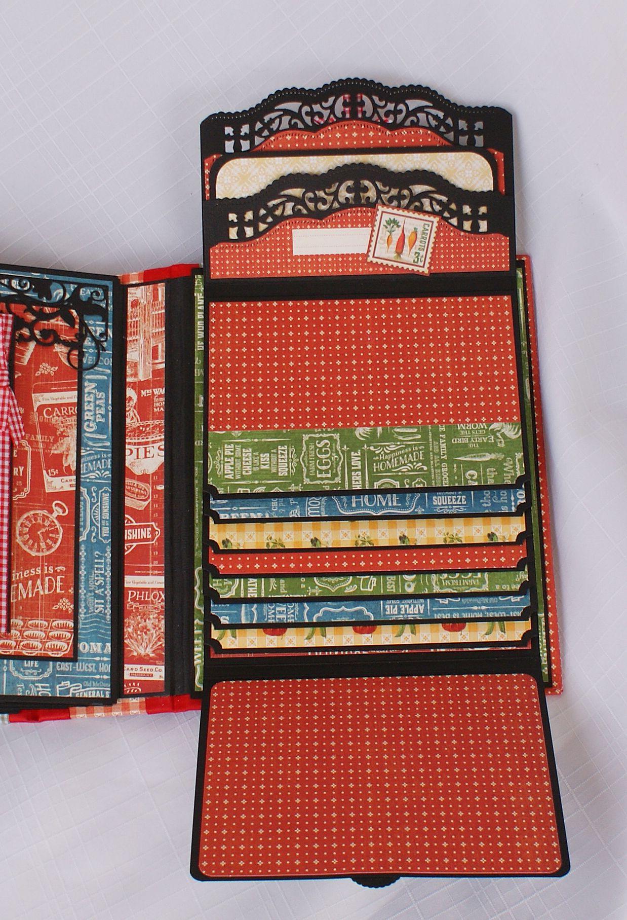 Mini book ideas scrapbook disney