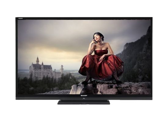 Sharp Lc 70le632u 70 1080p Led Hdtv Lc70le632u Television Led Hdtv Internet Tv