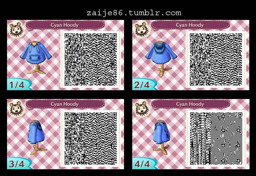 qr code de ropa   animal crossing new leaf!   codigos y ropa