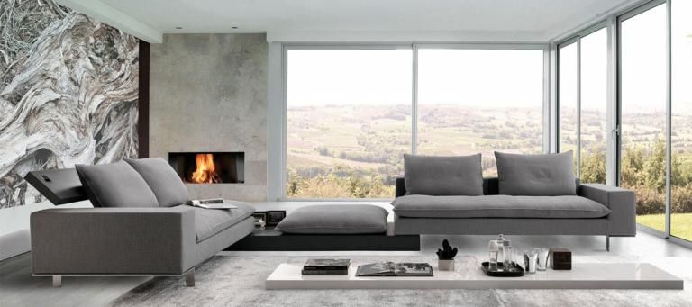Contemporary Italian Furniture Living Room 38