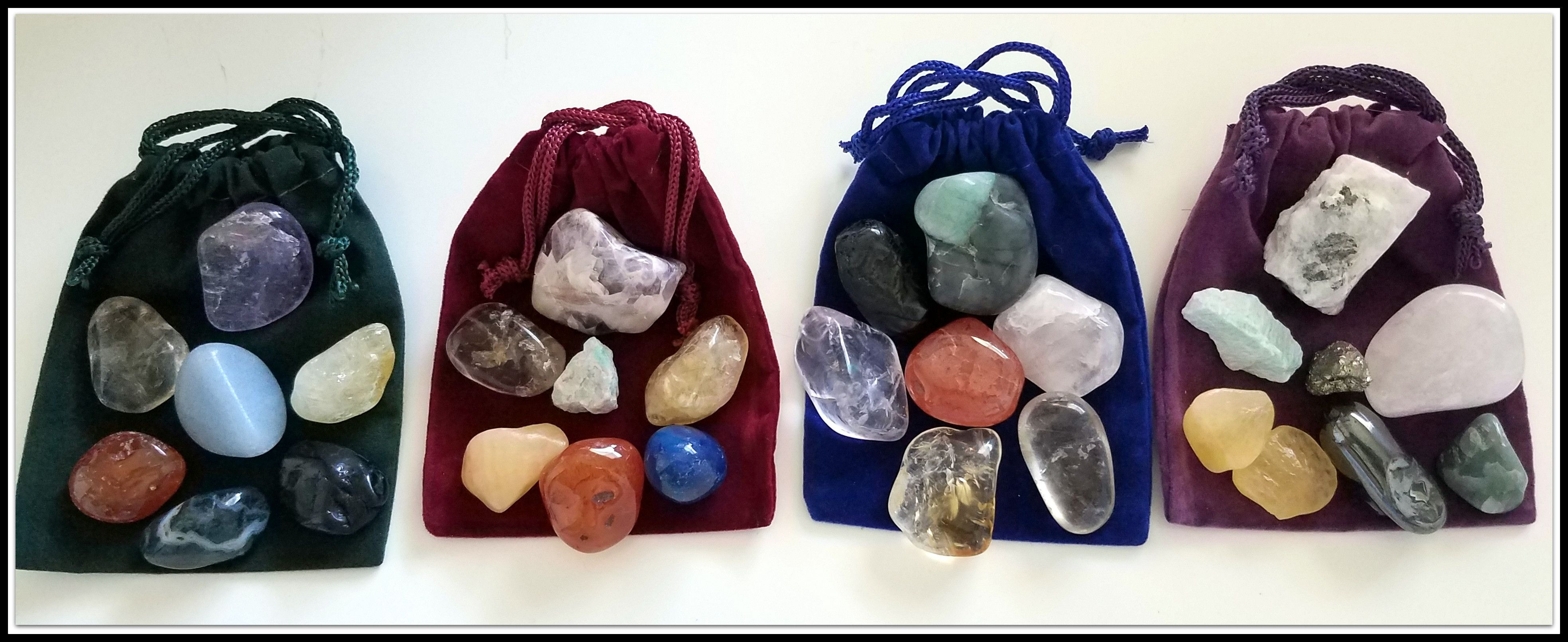Handmade Custom Pouch for Your Intentions