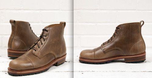 Railroad Revival Tour Boots Have Arrived | Railroad Revival Tour 2012