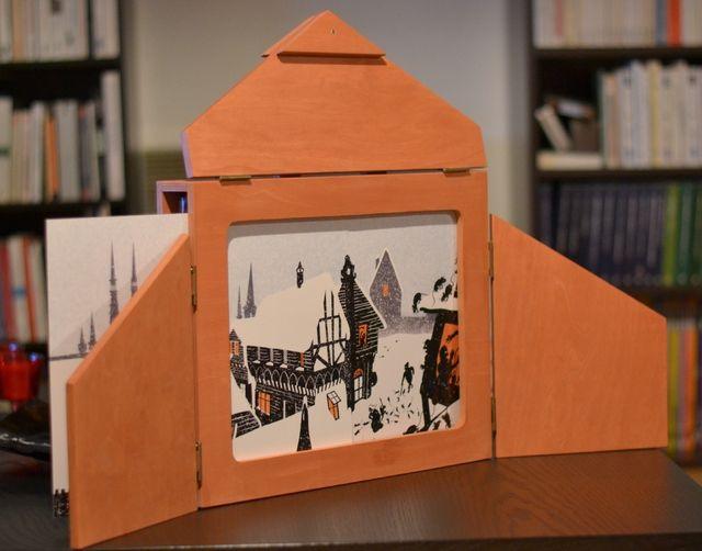 Theatre De Papier Et Autres Petites Choses School Art Activities Homeschool Art Craft Activities For Kids