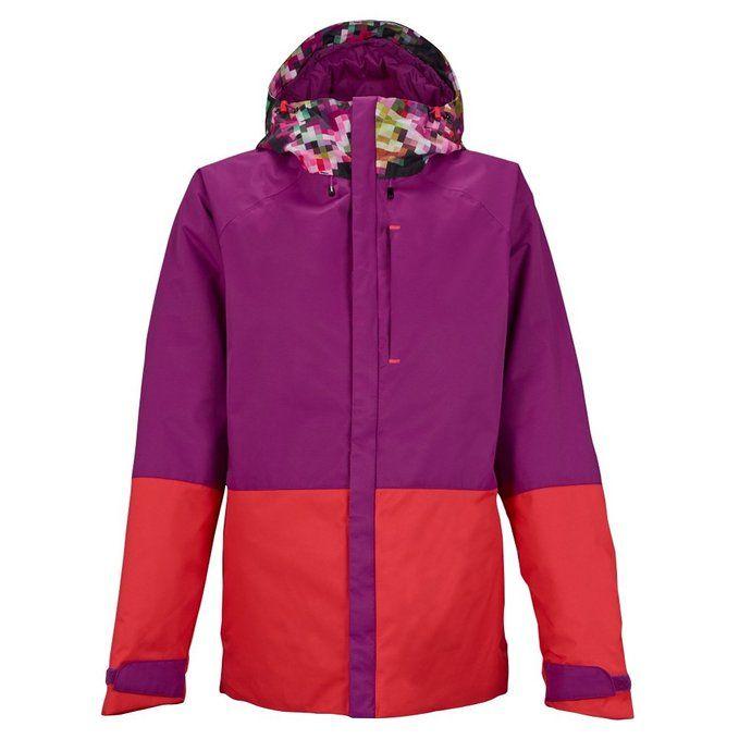d8e1bc2308 Amazon.com  Burton Radar Womens Insulated Snowboard Jacket  Sports    Outdoors