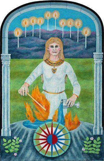 Temperance - Jungian Tarot