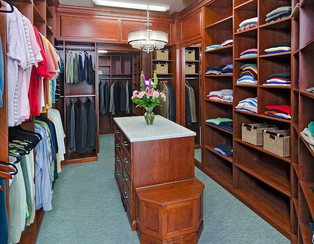 Gentil Walk In Closet Closet Factory