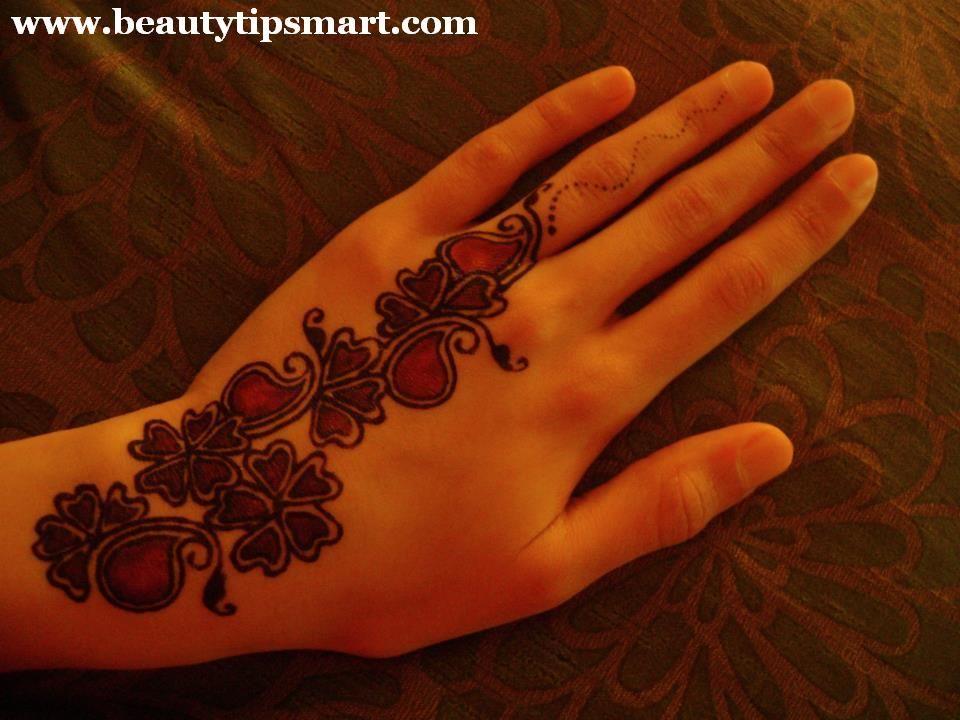 Mehndi Diya Design : Step by latest mehndi design for hand youtube