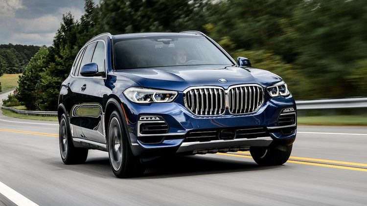 Refreshing Or Revolting 2019 Bmw X5 Motortrend Bmw X5 Bmw