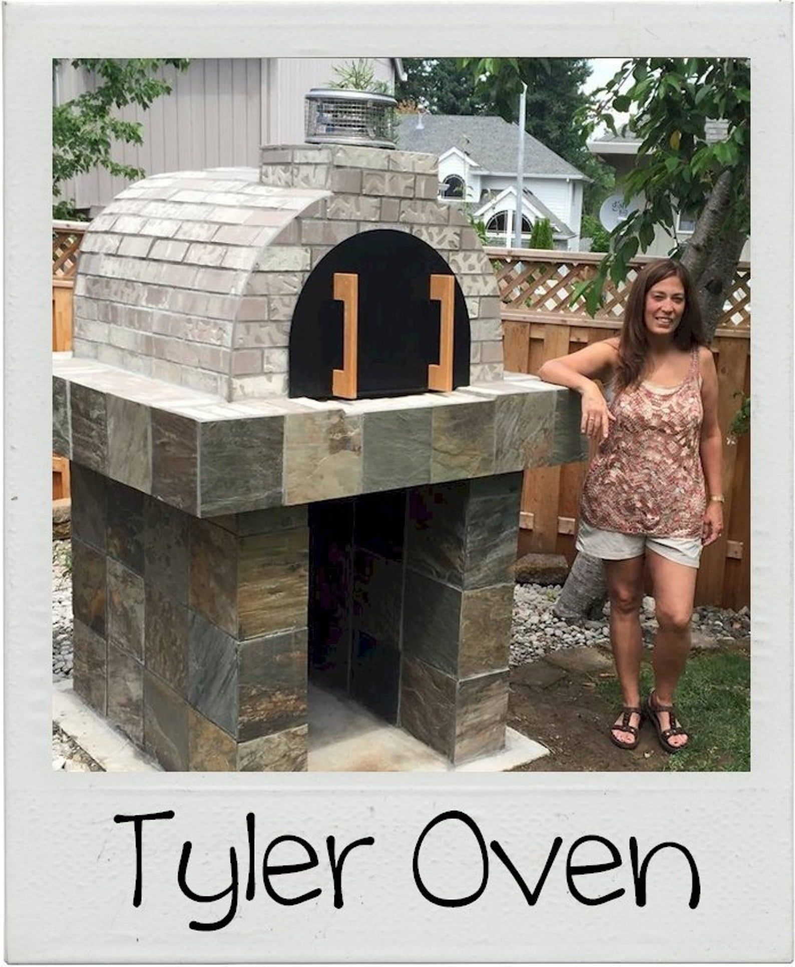 Want a REAL Brick Oven in your Backyard? Build a DIY Pizza ...