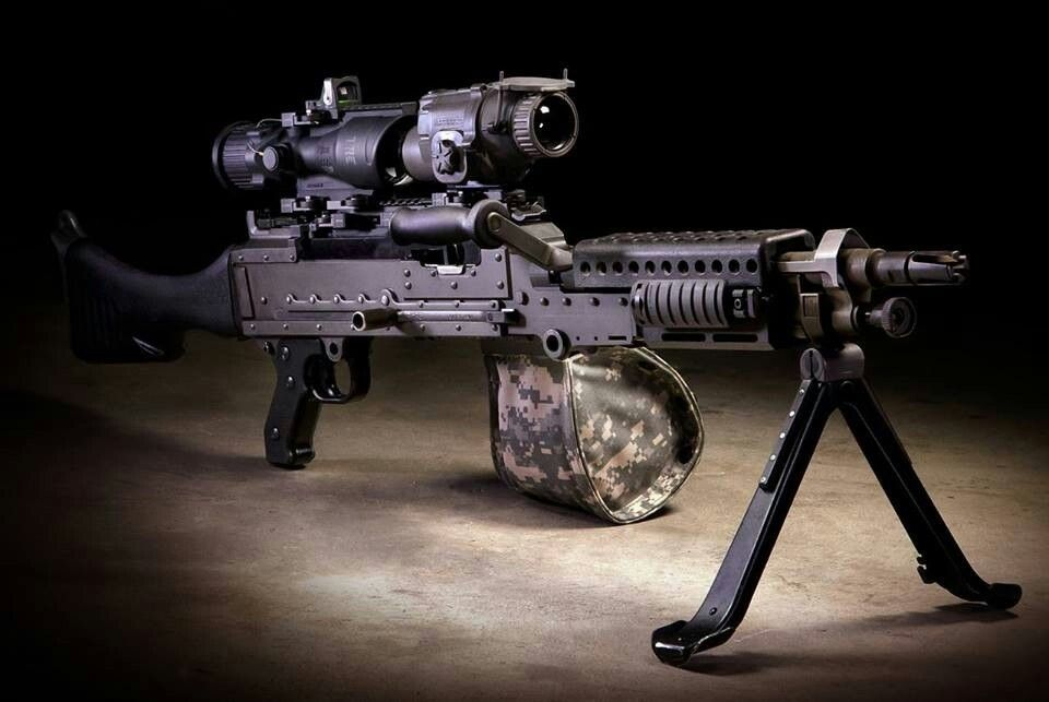 M240B - that shorty barrel would have been nice  | Arms Room