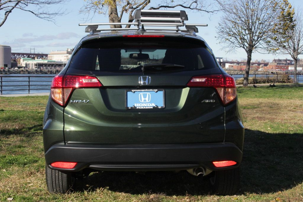 The Woodsman CustomBuild 2017 Honda HRV (With images