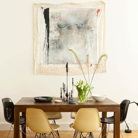Contemporary Chairs For Dining Room Extraordinary Rustic Retro Decoraged Arti'd Distress The Table With Retro Design Ideas