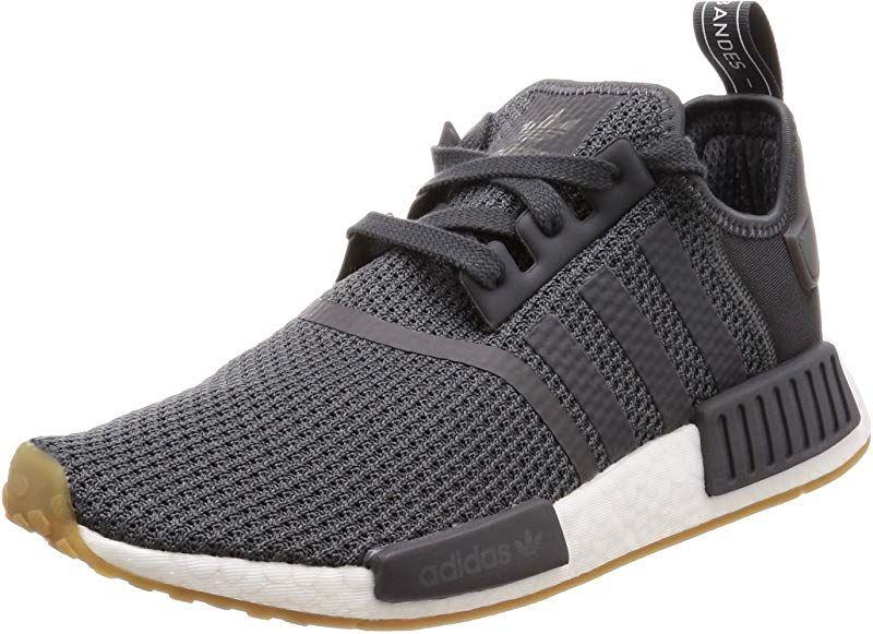 adidas NMD R1 Sneakers Laufschuhe Herren Grau | Adidas nmd