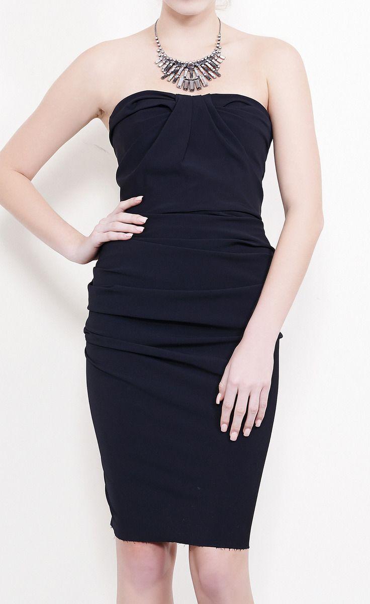 Lanvin Black Dress