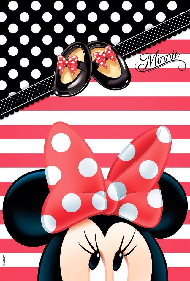 Pin By Veronica Garcia On Minnie Pinterest Mickey Mouse