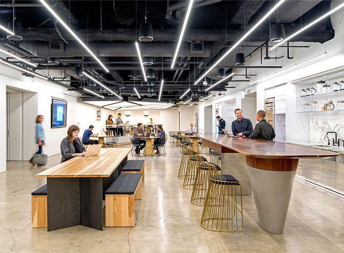Modern Office Design Concepts 회의실 디자인 사무실 조명 디자인
