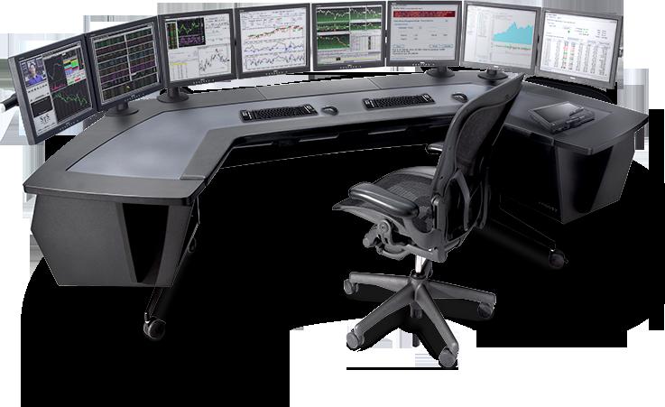 Trading Desk Png 737 451