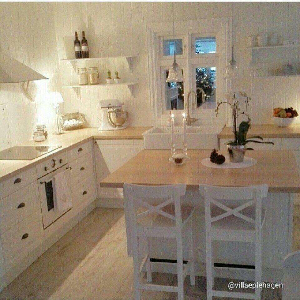 Huzur huzur huzur ♡ | mutfakkk | Pinterest | Kitchens, Cottage ...