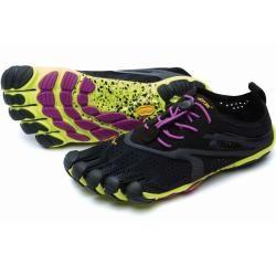 Photo of Vibram FiveFingers V-Run shoes women black 40.0 Vibram
