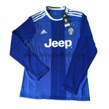 Fodboldtrøjer Series A Juventus 2016-17 Udebanetrøje Langærmede