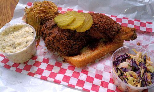 Cackalacks Hot Chicken Shack Portland Chicken Shack Portland