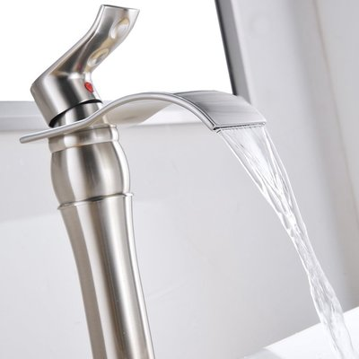 Aquafaucet DFI Vessel Sink Bathroom