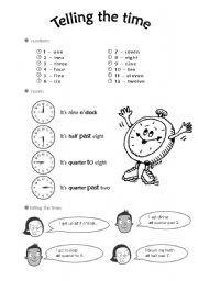 english worksheet tellin time worksheet the time worksheets vocabulary worksheets esl. Black Bedroom Furniture Sets. Home Design Ideas