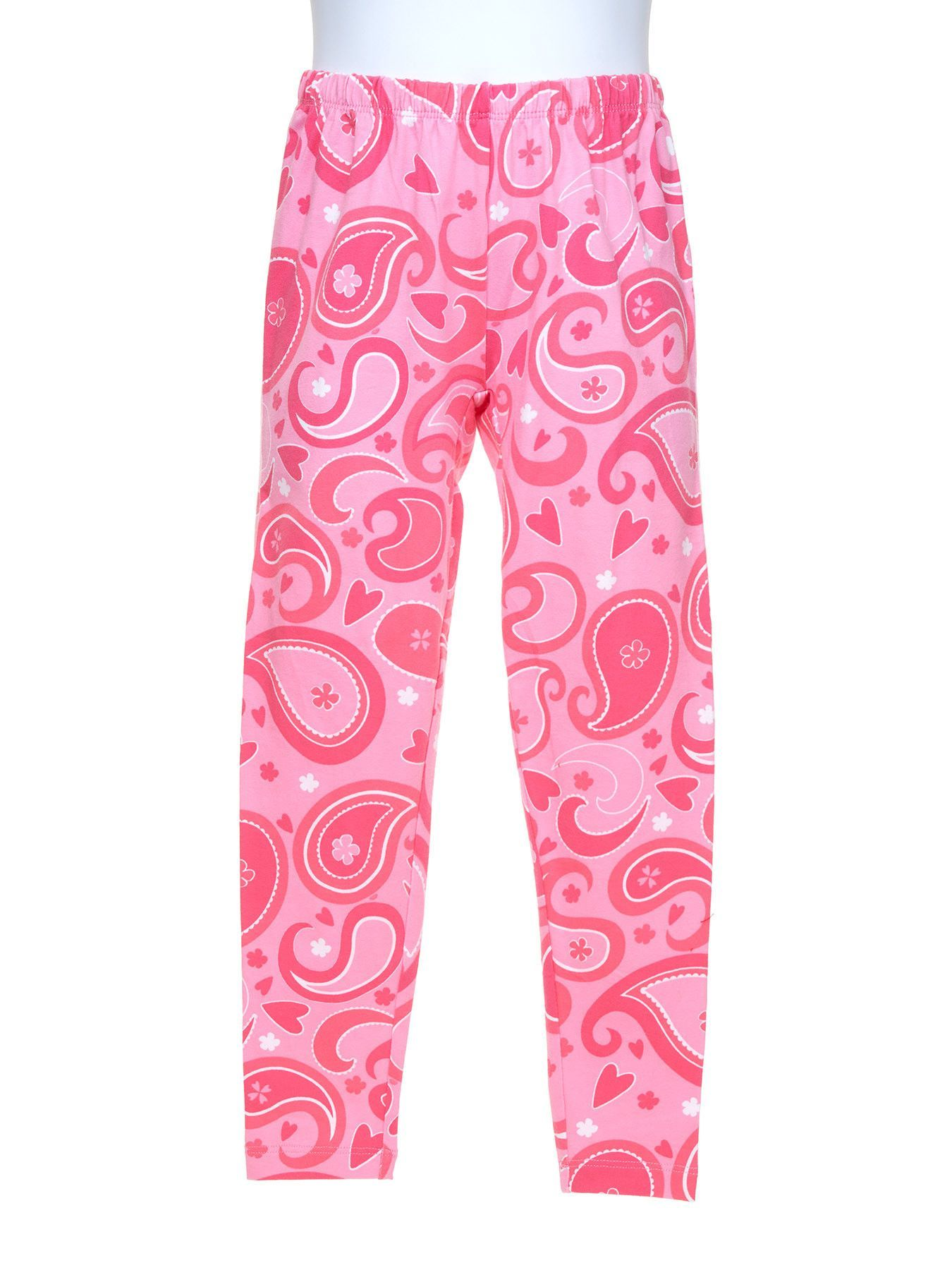 Bright Pink Paisley Leggings Pinterest Bright Pink Bright And